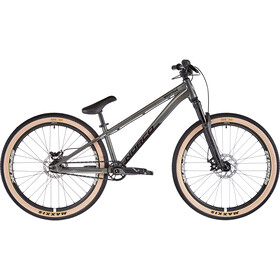 """Norco Bicycles Rampage Team 26"""" charcoal/black"""